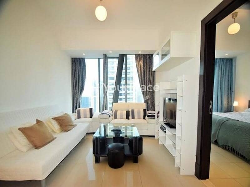 2 Exclusive 1BR Furnished Apartment | Silverene Tower A