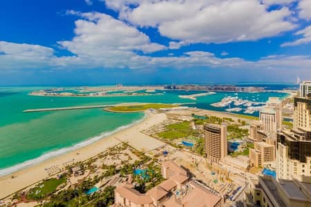 2 Bedroom Apartment for Sale in Jumeirah Beach Residence (JBR), Dubai - Amazing Sea view 2 BEDROOM  for sale