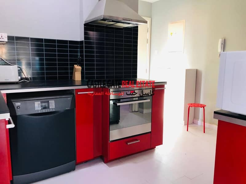 2 Amazing Fully Furnished 1 Bedroom For Rent