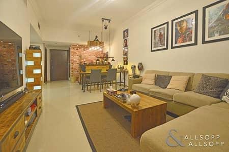 فلیٹ 1 غرفة نوم للبيع في الخليج التجاري، دبي - 1 Bed | Large Balcony | Vacant On Transfer