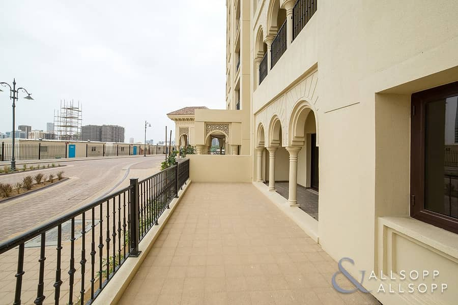 2 Two Bedrooms | Large Terrace | 1774 Sqft