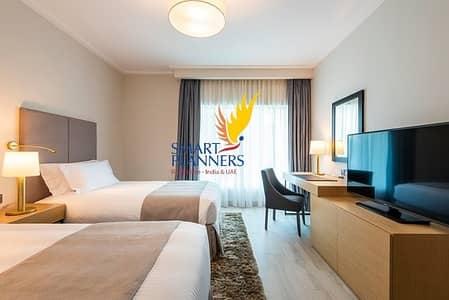 فلیٹ 2 غرفة نوم للايجار في دبي مارينا، دبي - Elegant Apt Free Dewa Bills Inclusive