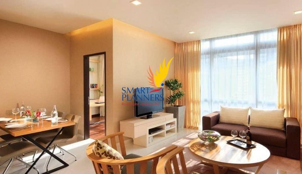 Luxurious Free Dewa Furnished 1 Bedroom