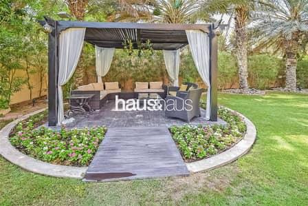 فیلا 5 غرفة نوم للبيع في المرابع العربية، دبي - Large plot | Drivers Room | Two Kitchens