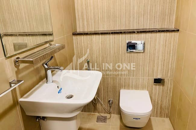 9 Awesome and Brand New 2 Bedroom in Corniche @AED90000 Yearly