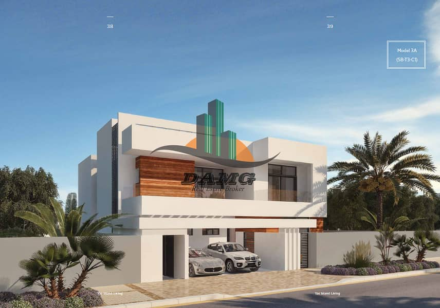 LIVE  IN ONE OF YAS ISLAND MOST EXCLUSIVE COMMUNITIES