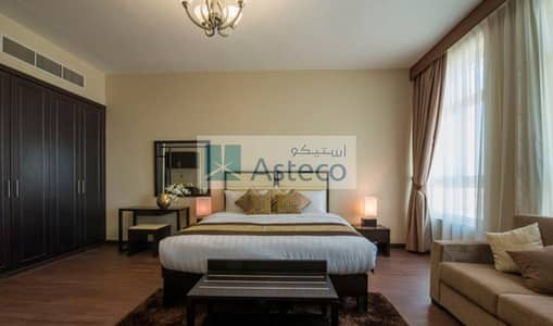 1 Bedroom Apartment for Rent in Arjan, Dubai - Serviced One Bed AED5