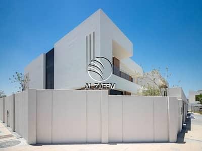 5 Bedroom Villa for Sale in Yas Island, Abu Dhabi - Ready To Move-in Single Row Corner 3 Roads 5 Bedroom Villa
