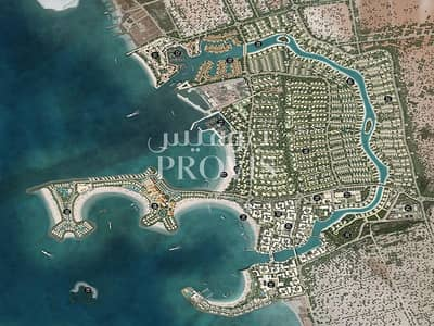 Plot for Sale in Ghantoot, Abu Dhabi - Design your own home on this beautiful paradise