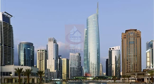 10 Professionally Fully Fitted Office Space | Almas Tower JLT