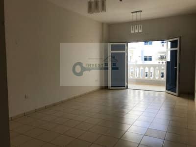 1 Bedroom Apartment for Rent in Jumeirah Village Circle (JVC), Dubai - Amazing Apartment Facing pool 1010 SQFT Semi Closed Kitchen JVC