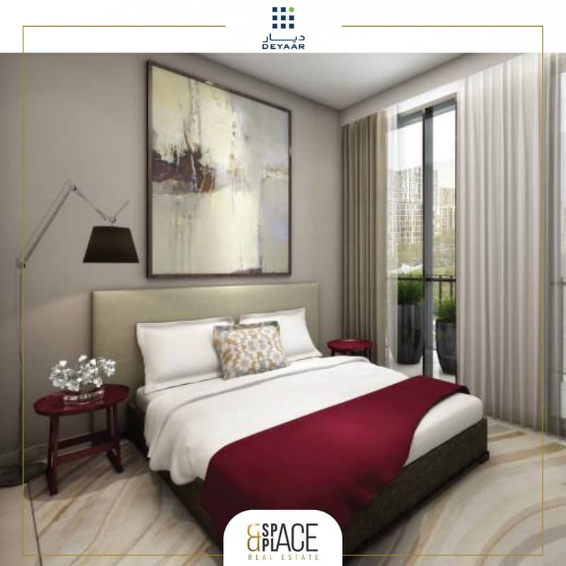 Spacious Studio Apartments | 5% booking | 4% DLD