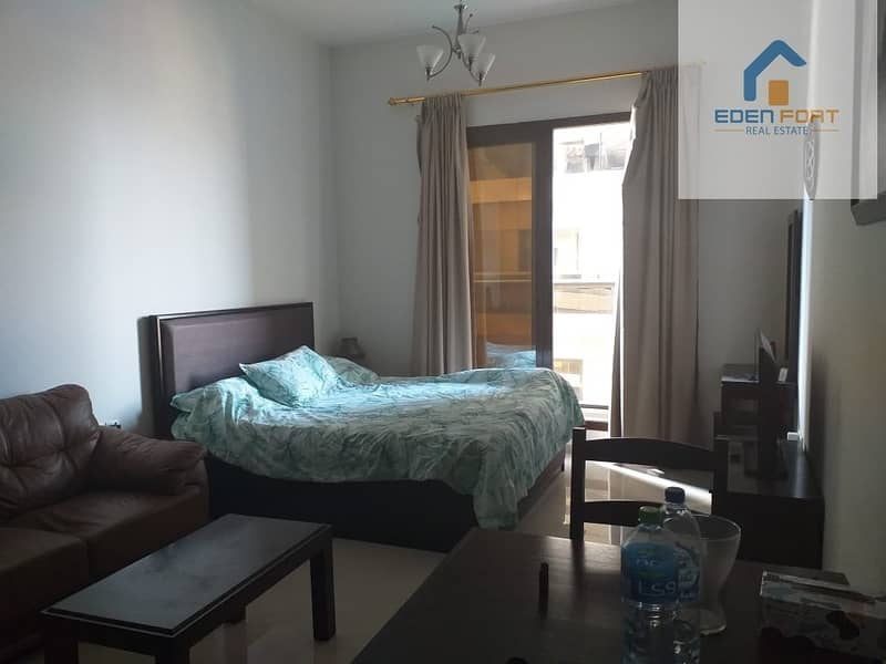 Beautiful Fully Furnished Studio for Rent in Elite 10