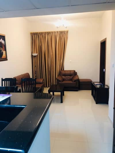 1 Bedroom Apartment for Rent in Dubai Sports City, Dubai - Amazing Furnished 1 BHK Apt for rent at Sport city Elite10 Rent 42 K