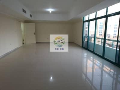 شقة 4 غرفة نوم للايجار في المناصير، أبوظبي - BIG FLAT 4 BR CENTRAL A/C WITH BALCONY