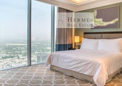 شقة في العنوان بوليفارد وسط مدينة دبي 4 غرف 460000 درهم - 4142604