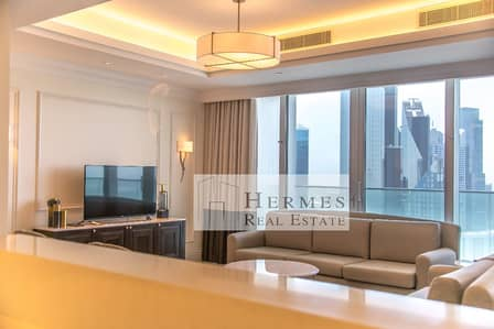 4 Bedroom Apartment for Rent in Downtown Dubai, Dubai - 4 Bedroom apartment for rent in Address Boulevard