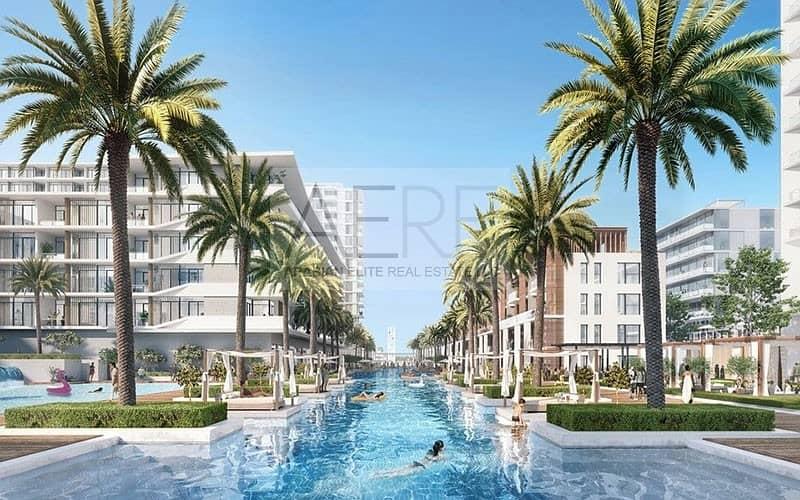 10 Luxurious Sea Side Apartment at Mina Rashid
