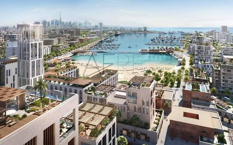 2 New EMAAR Waterfront Apartments in Mina RAshid