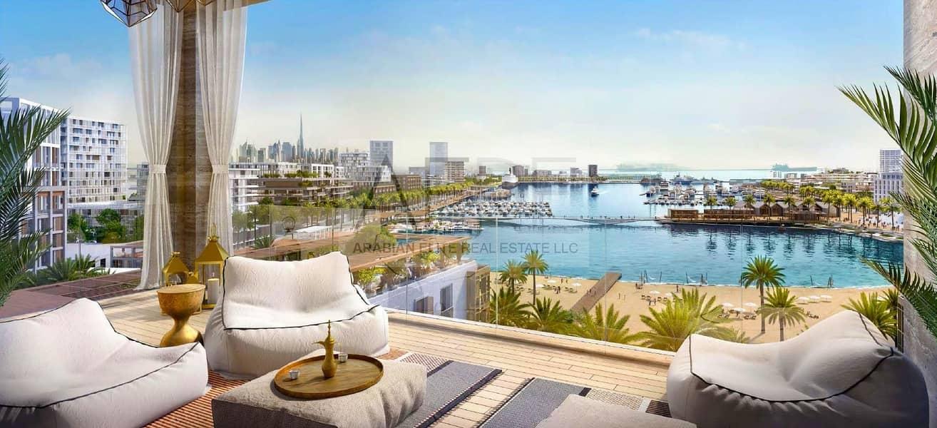 10 New EMAAR Waterfront Apartments in Mina RAshid