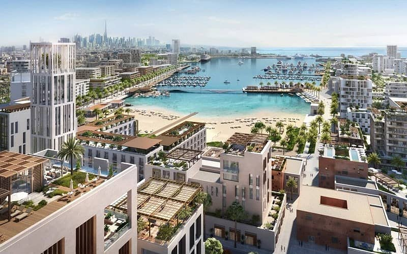 2 New Launch EMAAR Apartments in the heart of Old Dubai