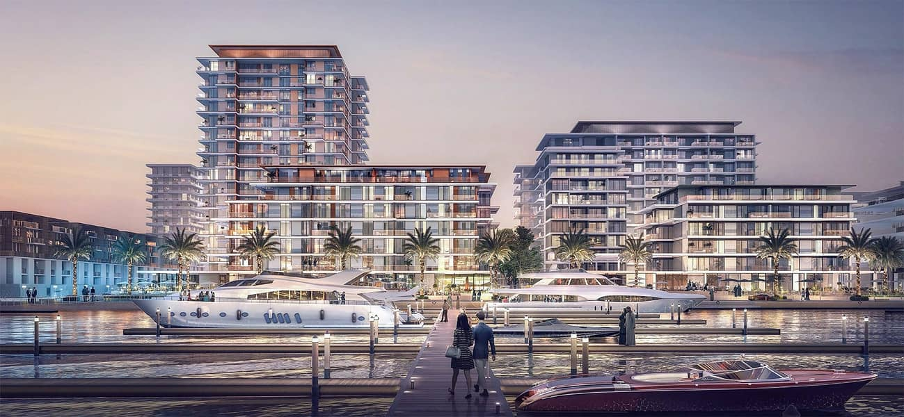 10 New Launch EMAAR Apartments in the heart of Old Dubai