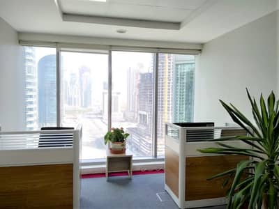 مکتب  للايجار في الخليج التجاري، دبي - مکتب في برج أوبال الخليج التجاري 2999 درهم - 4143666