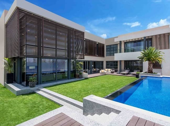 get a great villa in UAE ! - the best quality in the market