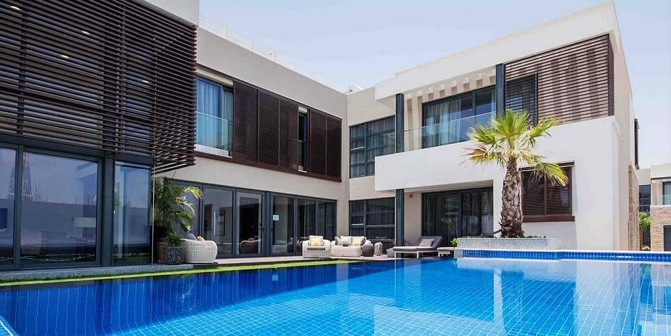 2 get a great villa in UAE ! - the best quality in the market