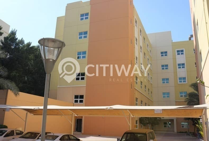 Well Maintained Full 6 Story Residential Building