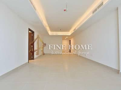 4 Bedroom Apartment for Rent in Corniche Area, Abu Dhabi - SEA VIEW ELEGANT 4BR APARTMENT