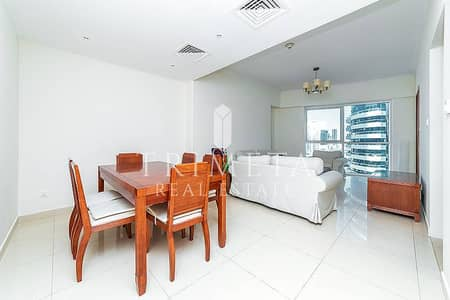 Fully Furnished Vacant 1 Bed in Saba Tower 3 JLT