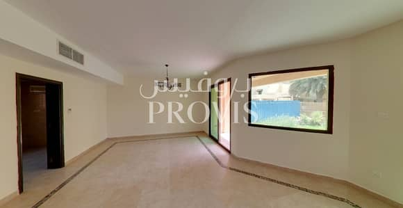 3 Bedroom Villa for Rent in Al Oyoun Village, Al Ain - The treasure trove of peace and calm awaits you