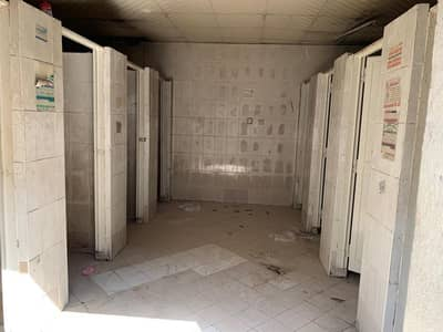 1 Bedroom Labour Camp for Rent in Industrial Area, Sharjah - LABOUR CAMP 40 room AVAILABLE IN INDUSTRIAL AREA 6 EACH ROOM PER MONTH 850 CALL = 055_2260846