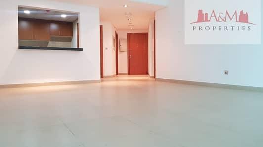 فلیٹ 1 غرفة نوم للايجار في دانة أبوظبي، أبوظبي - 1 Bedroom Apartment with Laundry room in Danet