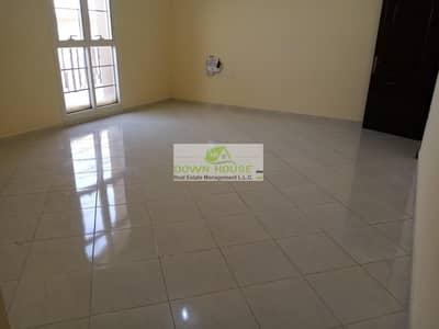 فلیٹ 1 غرفة نوم للايجار في مدينة شخبوط (مدينة خليفة B)، أبوظبي - Huge One Bed Apt Backyard in Khalifa (B)