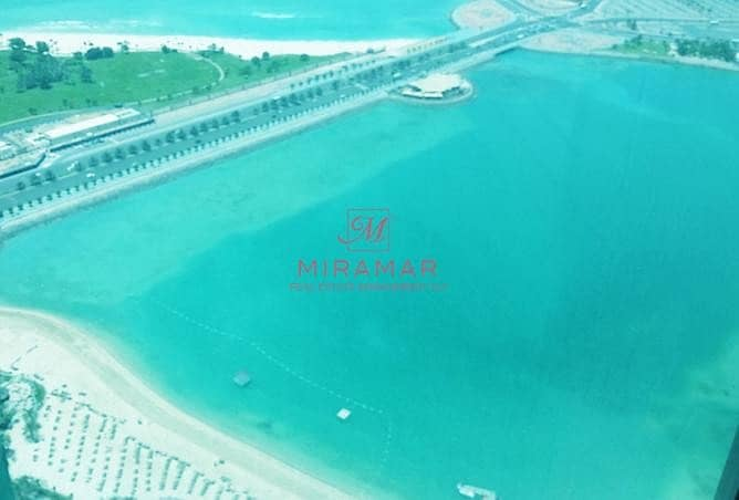 شقة في أبراج نيشن منطقة الكورنيش 2 غرف 115000 درهم - 4144334