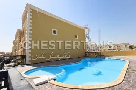 فیلا 4 غرفة نوم للايجار في مدينة محمد بن زايد، أبوظبي - Up to 3 Months Free I Pool I Near Mazyed Mall