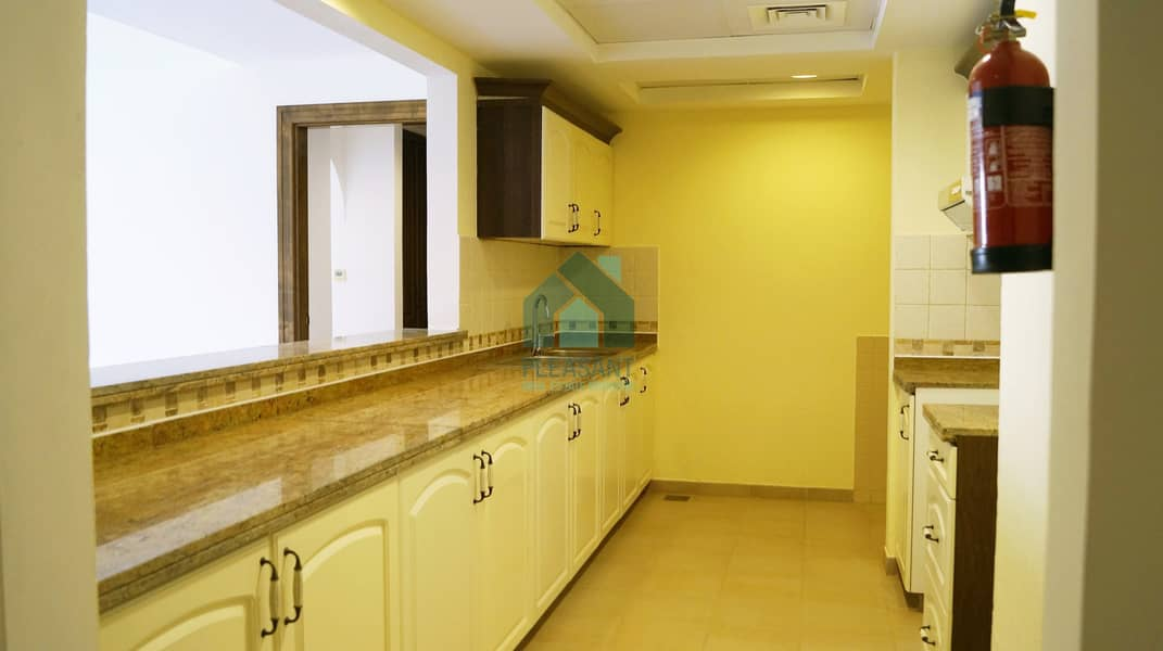 2 Spacious | Ready Apartment  | No Commission