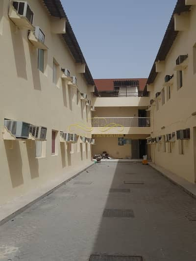 Labour Camp for Sale in Al Quoz, Dubai - 60 Rooms Independent Labour Camp Available for Sale-Al Quoz
