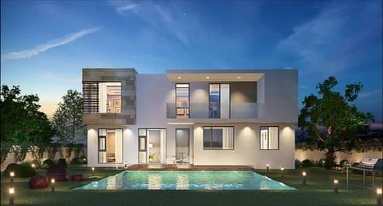 3 Bedroom Villa for Sale in Al Tai, Sharjah - HURRY ! ZERO service charges /5%Down payment (70%ON HANDOVER)