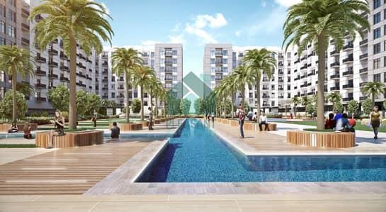 فلیٹ 2 غرفة نوم للبيع في المدينة العالمية، دبي - 1% Monthly | Amazing Community Living | 2 Br Apt. | Lawnz