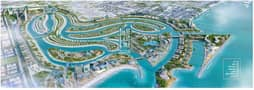 18 Luxury apartment in Sharjah with sea view | 50%Post Hand over