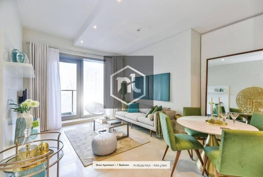 Full Marina View 1 BR Apartment by SWAROVSKI