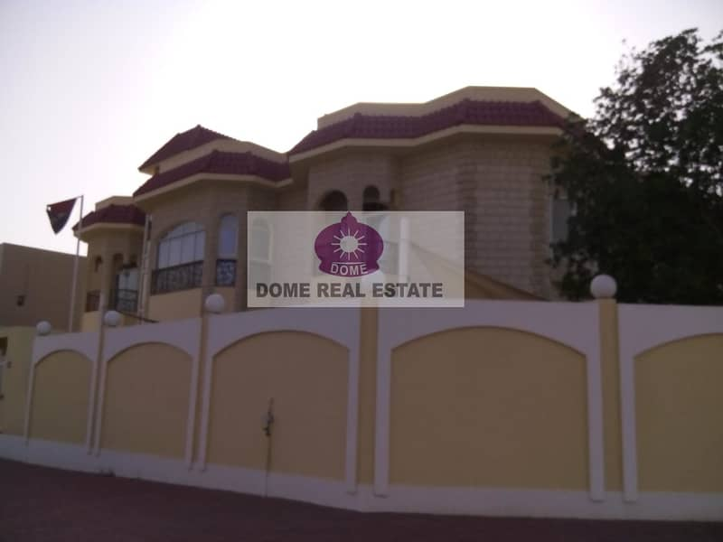 6 Bed room Indep Double storey villa for Nursery  in Jumeria -3