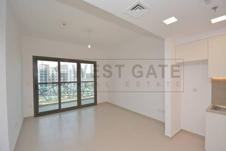 1 Bedroom Apartment for Rent in Town Square, Dubai - High Floor | Facing Main Str. | Balcony