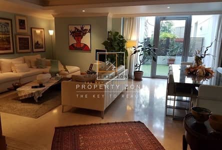 3 Bedroom Flat for Sale in Business Bay, Dubai - Best 3 BR + Maids + Garden in Executive Tower H