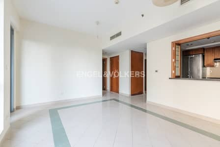 1 Bedroom Apartment for Rent in The Views, Dubai - Low floor | Park Facing | Well maintained