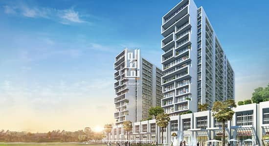 1 Bedroom Flat for Sale in Dubailand, Dubai - 1BR in Dubailand 399K  only with 2 yrs post handover