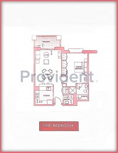 21 Payable in 4 Cheques|Ready to Move in 1BR